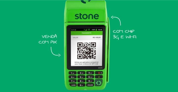 Maquininha de cartão de crédito stone d210n e s920 confira as taxas e benefícios
